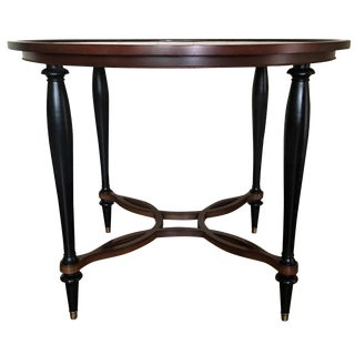 Baker Mahogany Dining Table
