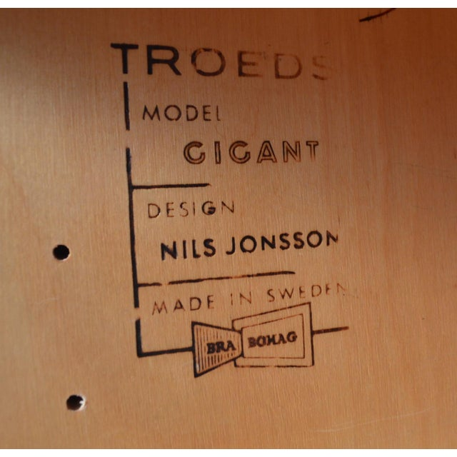 Nils Jonsson Mid Century Teak Credenza - Image 8 of 8