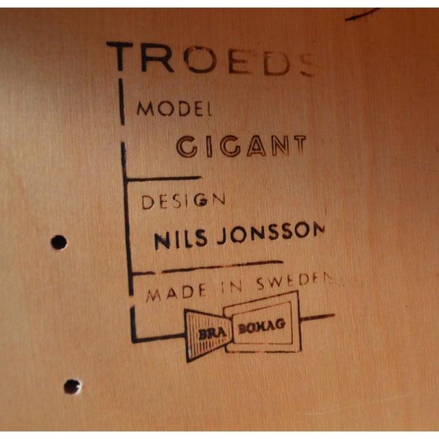 Image of Nils Jonsson Mid Century Teak Credenza