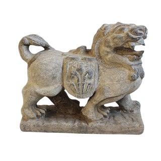 Grey Stone Lion