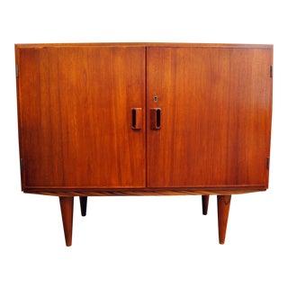 1960's Danish Børge Mogensen Teak Credenza/Cabinet