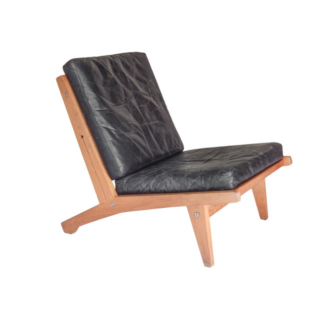 Pair of Hans Wegner Chairs - Image 3 of 9