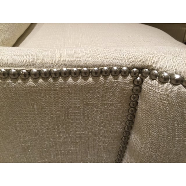 Southwood Transitional Modified Wing Chair - Image 5 of 6