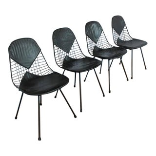 1950s Charles Eames Dining Bikini Chairs for Herman Miller