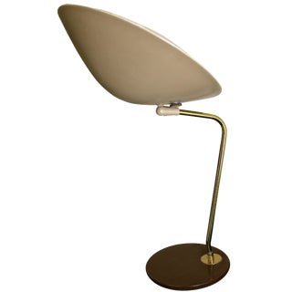 Gerald Thurston for Lightolier Dome Desk Lamp