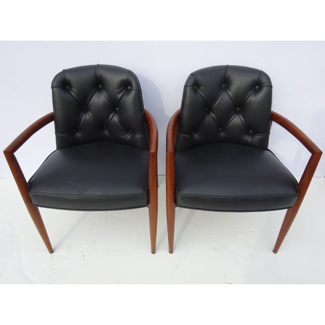 Maurice Bailey Monteverdi-Young Chairs - A Pair - Image 3 of 8
