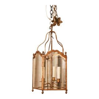 Italian Tole Lantern
