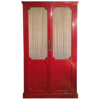 Vintage Ralph Lauren Red Recycled Closet