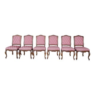 Baker French Country Side Chairs - Set of 6