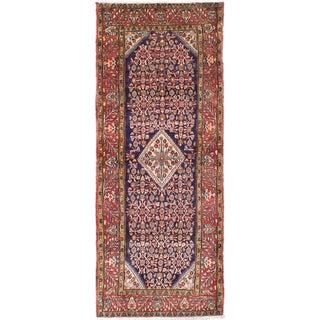 "Vintage Persian Rug - 3'10"" x 9'11"""