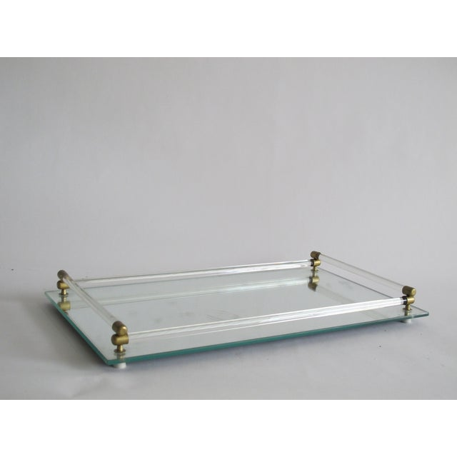 Image of Mirrored Vanity Tray