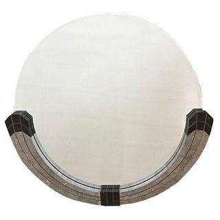 Maitland Smith Tessellated Stone Mirror