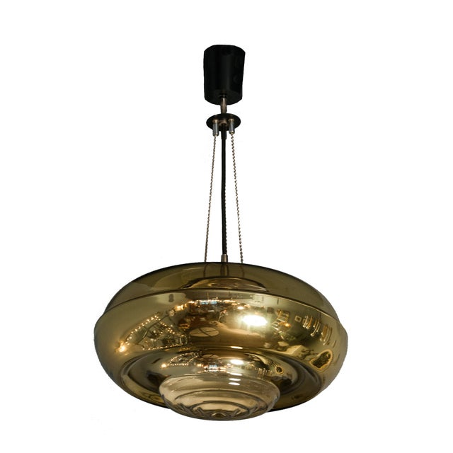 Image of Ovoid Pendant by Peill and Putzler