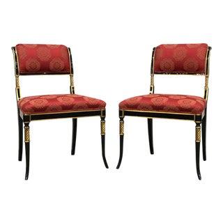 Karges Regency Chairs - A Pair