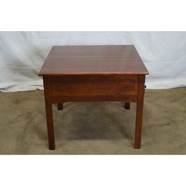Lexington Bob Timberlake Solid Cherry Side Table - Image 3 of 10