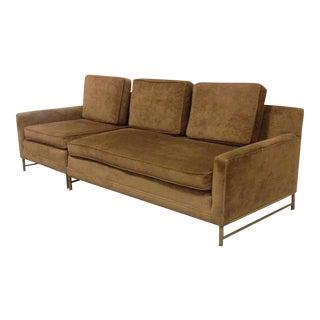 Paul McCobb Split Section Sofa for Calvin