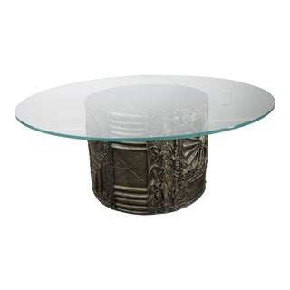 Adrian Pearsall Drum Coffee Table