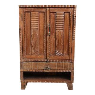 Vintage Art Deco Wall Cabinet