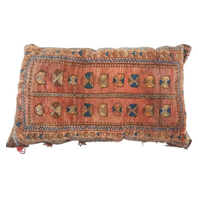 Vintage Persian Baluch Floor Pillow Chairish