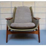 Image of MCM Lounge Chair and Ottoman by Foster McDavid