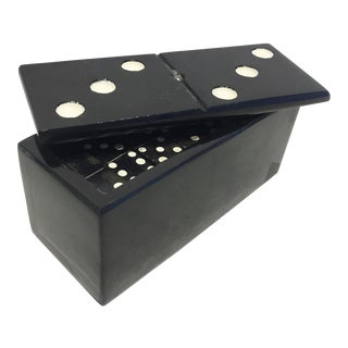 Domino Box of Dominoes
