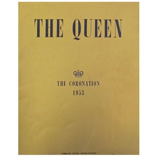 1953 Commemorative Magazine, Queen's Coronation