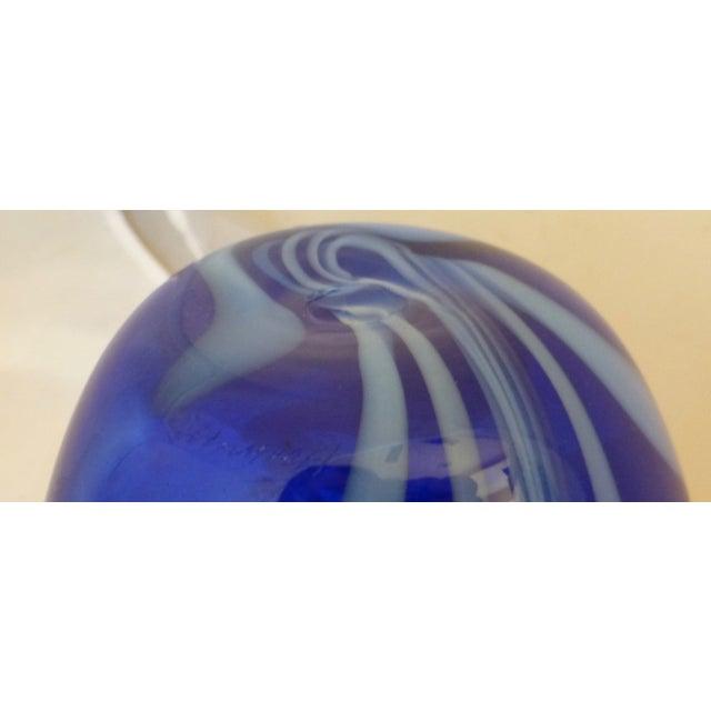 Mid Century Modern Studio Glass Vase - Image 7 of 8