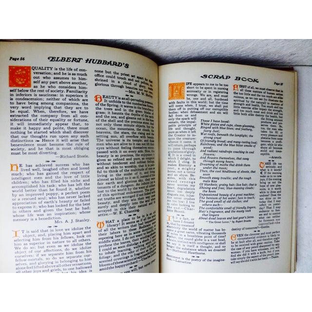 Elbert Hubbard Bookends - Image 7 of 11