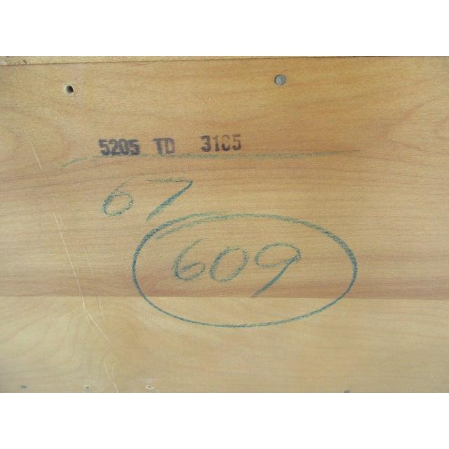 Leslie Diamond For Conant Ball Nine Drawer Dresser - Image 9 of 10