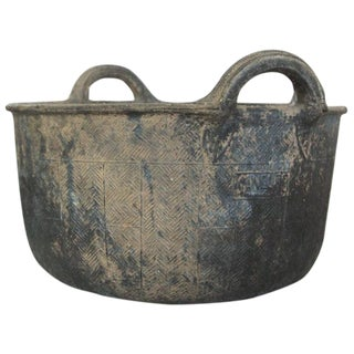 Medium Recycled Rubber Basket