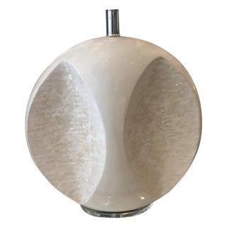 Van Teal Lucite Base Lamp
