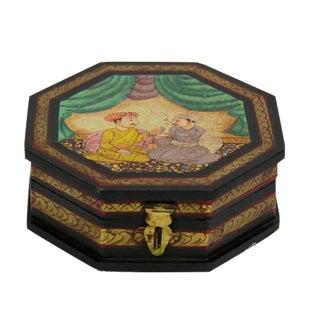 Pavel Mughal Painted Box