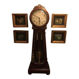 Vintage Herman Miller Grandmother Clock