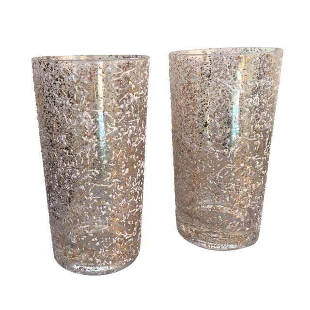 Image of Mid Century Modern Hi Ball Glasses - Set of 8