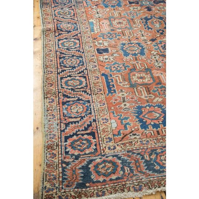 Vintage Heriz Carpet- 7′4″ × 10′1″ - Image 8 of 10