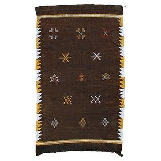 Moroccan Cactus Silk Rug- 4'9'' x 3'