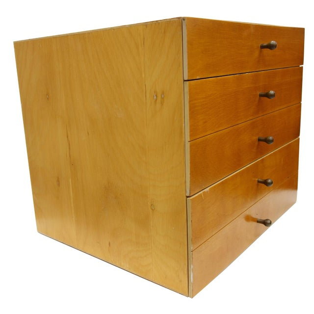 Image of Arthur Umanoff Miniature Chest of Drawers