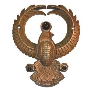 Egyptian Falcon God Horus Door Knocker