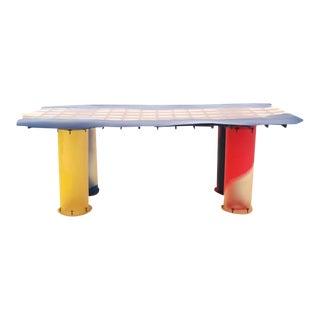 Gaetano Pesce, Nobody's Perfect Zerodesegno Dining Tables