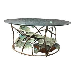 Copper Fountain Coffee Table
