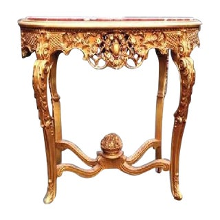 Louis XVI Center Table