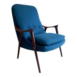 Ib Kofod-Larsen Mid-Century Chair