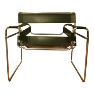 Wassily Style Mid-Century Chair
