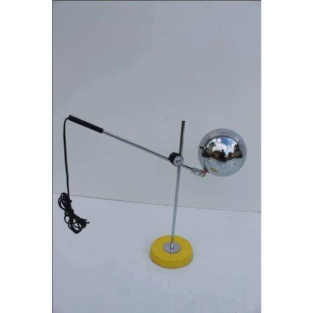 Image of Vintage Desk Lamp by Robert Sonneman .