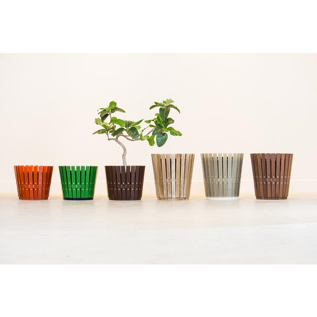 Customizable Plantum Acrylic Modular Planter Cover - Image 7 of 8