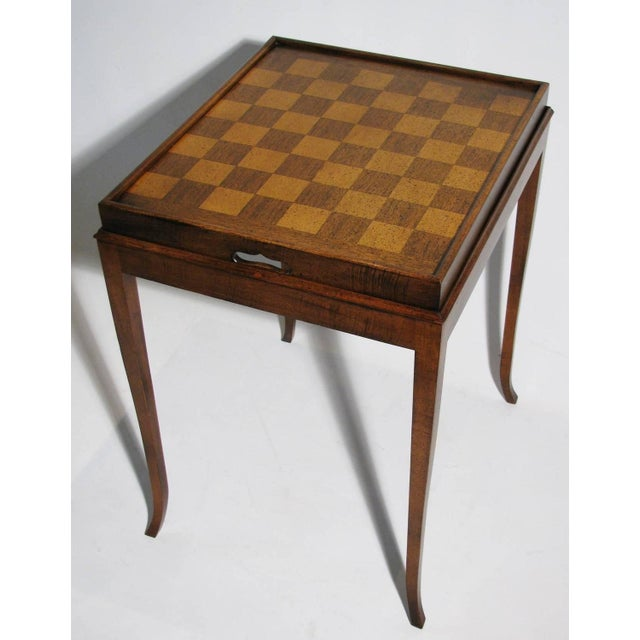 Brandt Serving and Games Table - Image 3 of 8