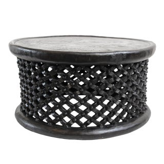 Large Bamileke Stool/Table