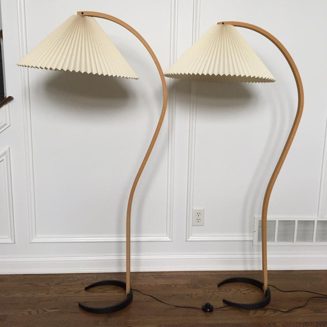 Caprani Standing Lamps - A Pair - Image 2 of 11