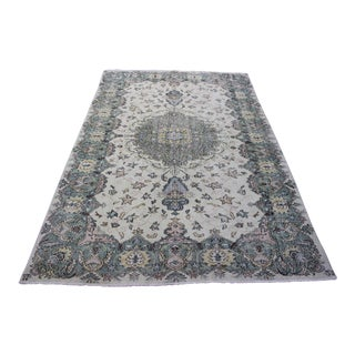 "Turkish Oushak Rug - 5'9"" x 9'1"""