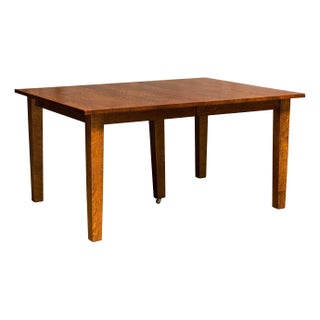 Handcrafted Dining Room Table